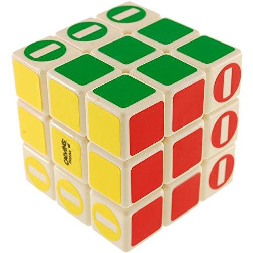Calvins Puzzles Evgeniy Cross-Road Bandage Cube - White Body