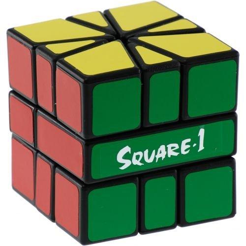 Calvins Puzzles - Square 1 - Black Body