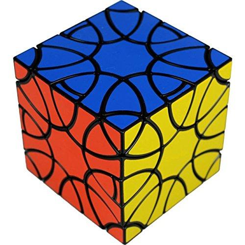 Very Puzzle Clover Cube Plus - Black Body