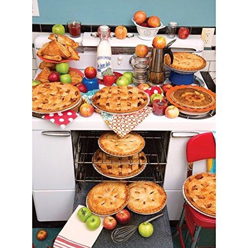Colorluxe 1000 Piece Puzzle - Kitchen Pies