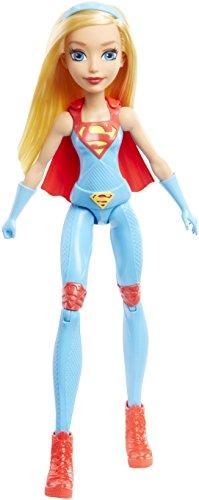 DC Super Hero Girls Training Action Super Girl Doll