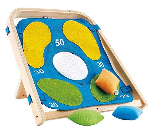 Hape - Target Toss Game - IndoorOutdoor Active Toddler Play