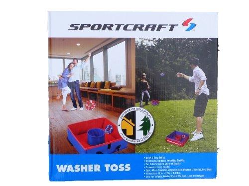 Sportcraft Washer Toss IndoorOutdoor Game