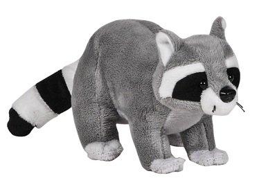 10 Raccoon Plush Stuffed Animal Toy