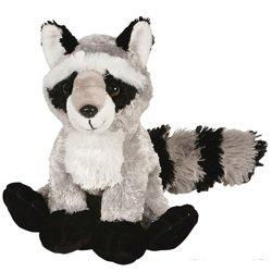 8 Raccoon Plush Stuffed Animal Toy