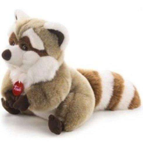 Igor Raccoon Stuffed Animal Size Small - 7