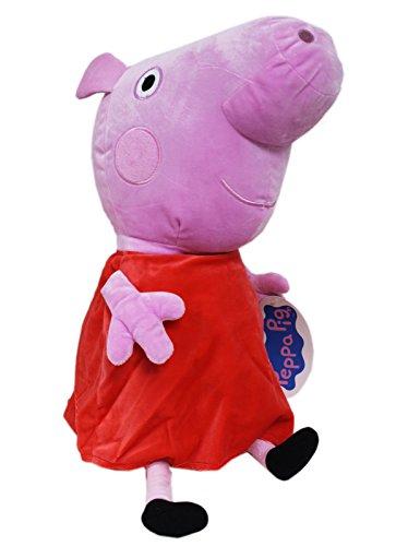 Peppa Pig Stuffed Jumbo Plush Toy 20in