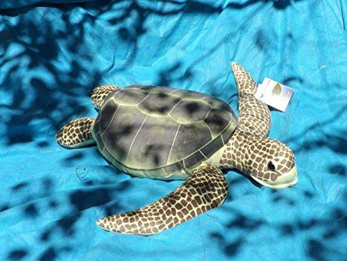 Sea Turtle Plush Toy Animal - 22 Beautiful Big Stuffed Sea Turtle