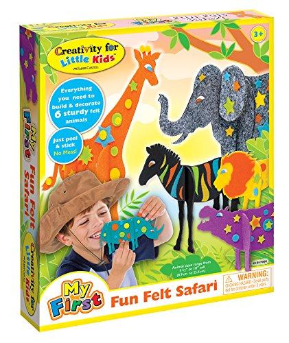 Creativity for Kids - My First Felt Fun Safari Craft Kit