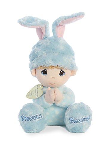 Aurora World Precious Moments Soft Toy Doll Blue