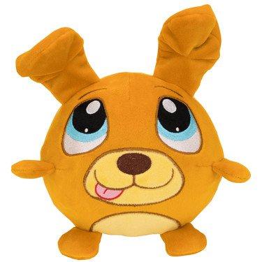 Crunchimals 6 inch Pepi Crunch Puppy crunchable Stuffed Animals Plush Snuggle Buddy Cuddly Soft Toy Dolls Gift Series 1