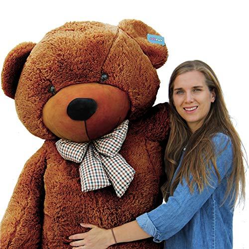 Joyfay 78 Giant Teddy Bear Dark Brown Valentines Gift
