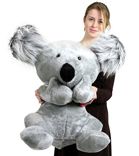 Big Plush American Made Large Stuffed Koala Bear 26 Inches Soft Animal Made in The USA