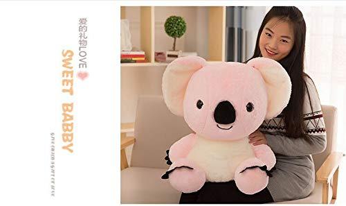 FidgetGear Big Cute Plush Pink Koala Toy Stuffed Koala Doll Gift About 50cm Show One Size