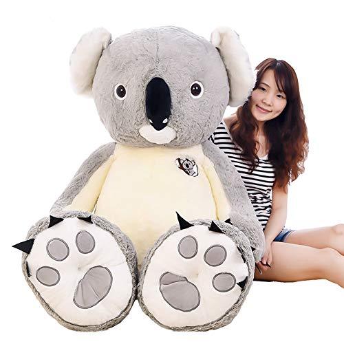 seemehappy Cuddly Koala Stuffed Animal Toy Giant Koala Plush Doll Birthday Gift 47