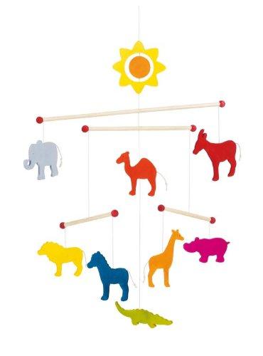 Goki Mobile Animals Baby Toy