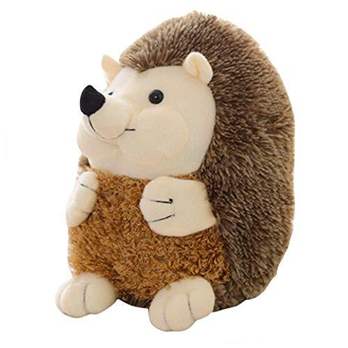 Jiad Kde New Cute Plush Hedgehog Stuffed Animal Toy Soft Kids Birthday Gift Baby Toy Plush Toy Lovely Doll New Toy