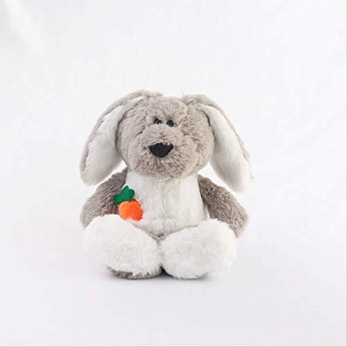 LFSLAS Plush Toys Rabbit Soft Toys Korean Cartoon Cartoon Doll Girl Birthday Gift 30Cm White