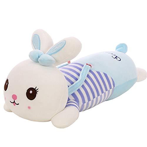 YSJ 7090CM Lovely Big Long Ears Rabbit Plush Animals Toys Stuffed Bunny Rabbit Soft Toys Baby Kids Sleep Toys Birthday Gifts  Color  A  Size  70cm