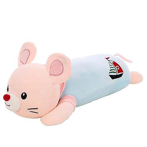 YSJ 7090CM Lovely Big Long Ears Rabbit Plush Animals Toys Stuffed Bunny Rabbit Soft Toys Baby Kids Sleep Toys Birthday Gifts  Color  D  Size  90cm
