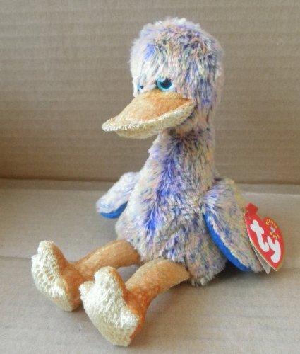 TY Beanie Babies Dinky the Dodo Bird Stuffed Animal Plush Toy - 8 inches tall