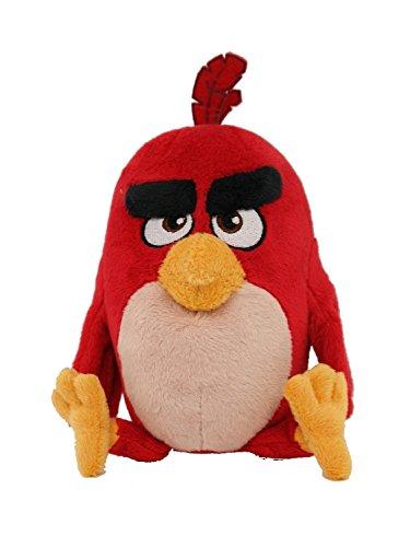 Angry Birds Movie Red Plush 7