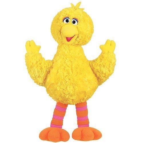 Gund Sesame Street Big Bird Plush 14 by Sesame Street