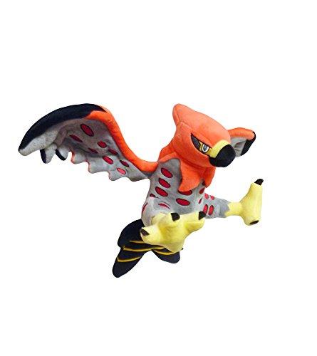 Pokemon 10-inch Talonflame Fire Bird Plush Toy Doll