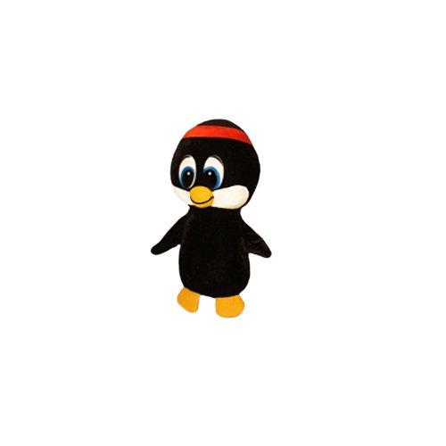 ToySource Ninja Penguin The Penguin 7 in Plush Collectible Toy Ninja Penguin The Fish Plush Toy Random