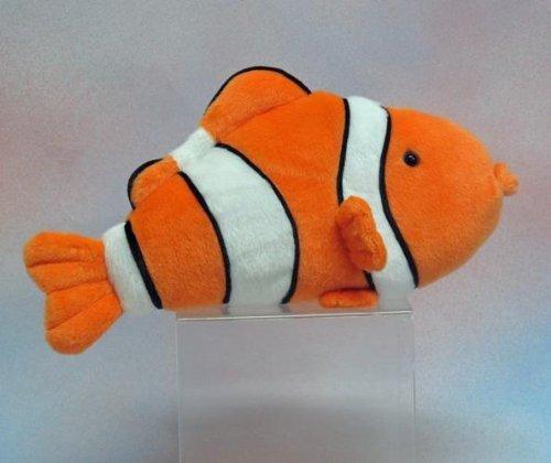 WISHPETS 10 Clown Fish Plush Toy