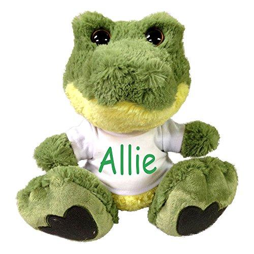 Personalized Plush Alligator or Crocodile