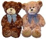 Personalized Plush Stuffed Keepsake Teddy Bear - Washable