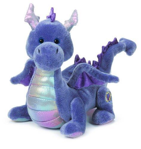 Webkinz Stormy Dragon Plush Toy with Sealed Adoption Code by Webkinz