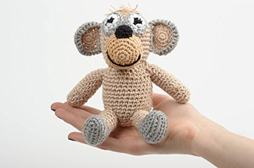 Handmade Toy Crochet Stuffed Animals Nursery Decor Gift Ideas For Kids