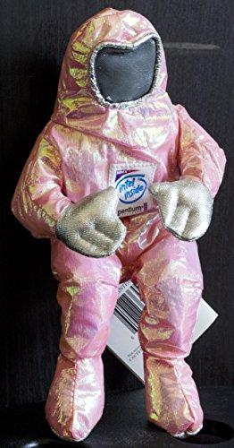 Intel Pentium II BunnyPeople Collectible Plush Toy - Iridescent Pink