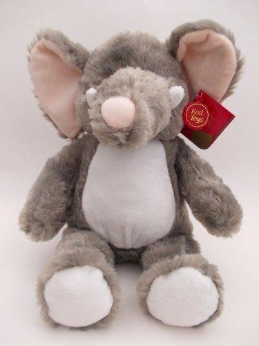 BNWT by Keel baby soft cuddly elephant 29cms by Keel