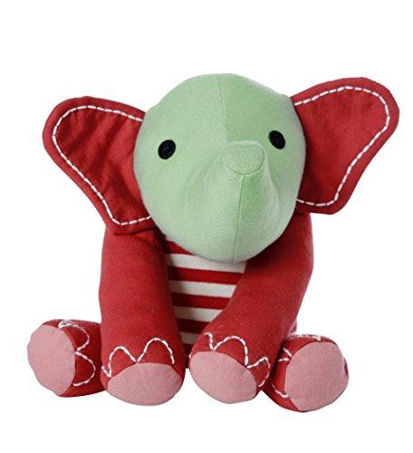 Franck Fischer Leo Cuddly Elephant Organic Toy
