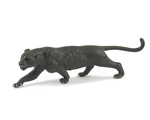 AAA 55044 Black Panther Jaguar Wild Animal Toy Model Figurine Replica