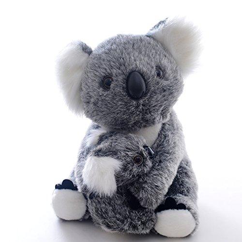 Lazada Mum Koala Hold Baby Koala Stuffed Animal Plush Toy Dolls 11