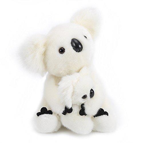 Lazada White Mum Koala Hold Baby Koala Stuffed Animal Plush Toy Dolls 115