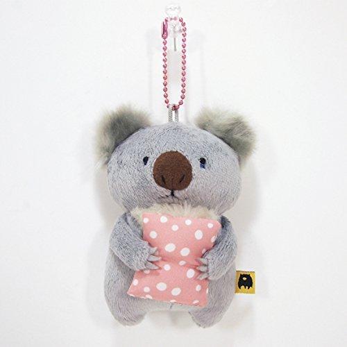 Wombats our key chain Koalas stuffed toy