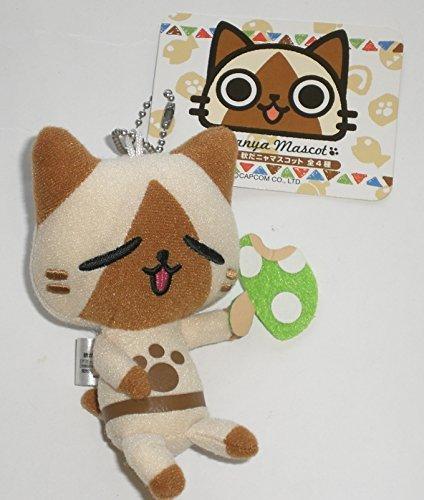 AIROU Airu autumns Nha mascot separately mascot stuffed Monster Hunter Monster Hunter doll Capcom