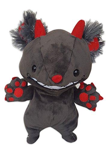 Cuddly Soft 16 inch Stuffed Plush Gray MonsterWe stuff emyou love em