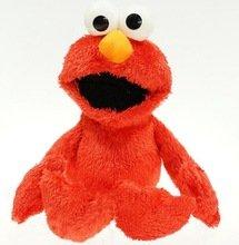 30CM Cartoon Sesame Street Elmo Plush Toys Soft Stuffed Dolls Children Gifts
