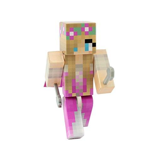 Cutsie Pink Princess v2 by EnderToys - A Plastic Toy
