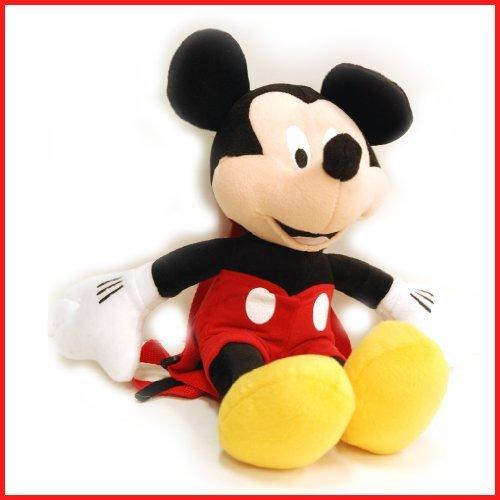 Disney Mickey Mouse Club House - Mickey 17 Plush Doll