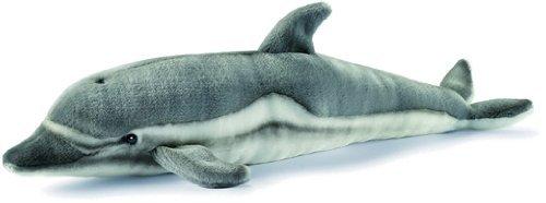 Dolphin Plush Toy By Hansa 22 by Hansa
