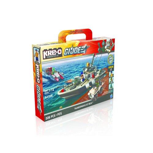 Kre-O GI Joe Thunderwave Jet Boat A2355