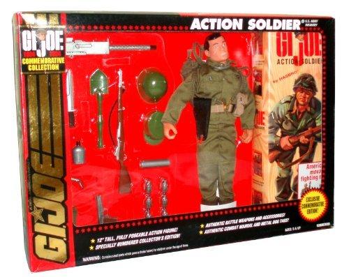 12 GI Joe 30th Anniversary Action Soldier Figure 1994 Hasbro by G I Joe