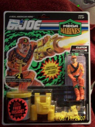 1992 Hasbro GI Joe Mega Marines Clutch